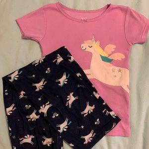SALE! 5 for $20! Carters pajama set sz 5t